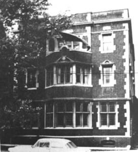 St A H House